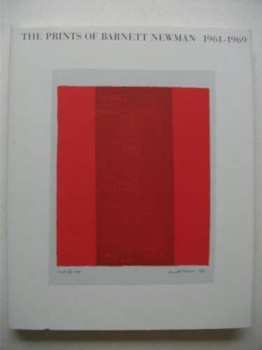 The Prints of Barnett Newman: 1961-1969: n/a
