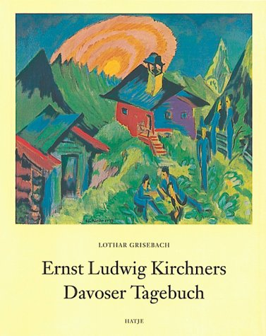 9783775706223: Kirchners Davoser Tagebuch /Allemand