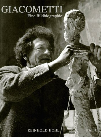 9783775707527: Giacometti: eine Bildbiographie: 'A Photo/Image Biography'