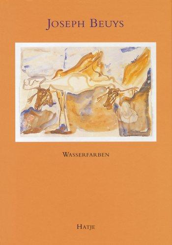 9783775707817: Joseph Beuys: Wasserfarben (German Edition)