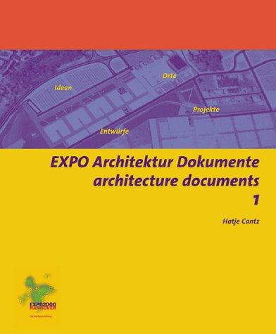 9783775708593: EXPO Architecture: Ideas, Locations, Plans, Projects