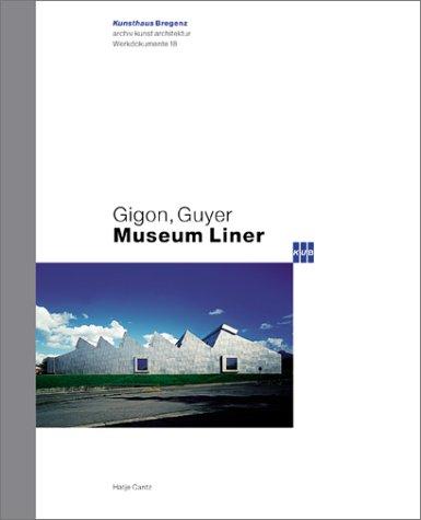 Annette Gigon/Mike Guyer: Museum Liner Appenzell: Adam, Hubertus; Dering,
