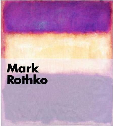 9783775710275: Mark Rothko : Edition en anglais