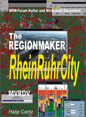 RHEIN RUHR CITY THE REGION MAKER: MVRDV