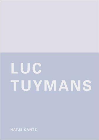 9783775712651: Luc Tuymans