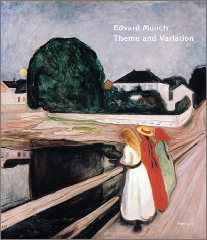 9783775712705: Edvard Munch: Theme And Variation