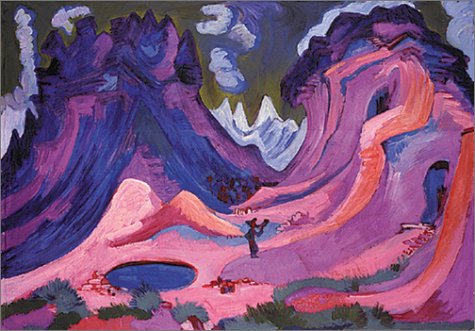 Ernst Ludwig Kirchner Mountain Life : The Early Years in Davos 1917 - 1926: Bürgi, Bernhard Mendes ...