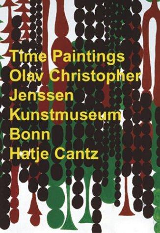 9783775713870: Olav Christopher Jenssen: Time Paintings