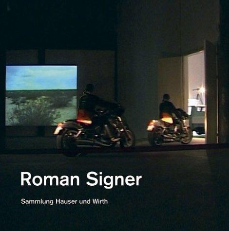 9783775714242: Roman Signer : Sammlung Hauser und Wirth, Edition bilingue allemand-anglais (1DVD)