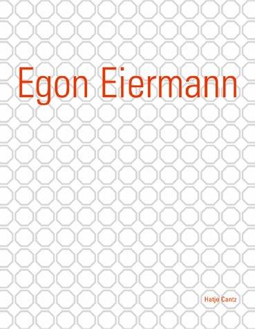 Egon Eiermann (1904-1970). Die Kontinuität der Moderne.: Jaeggi, Annemarie (Hrsg.):