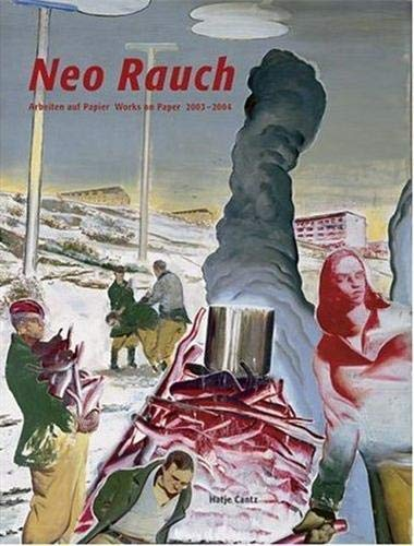 9783775715010: Neo Rauch: Works Paper 2003-2004 (English and German Edition)