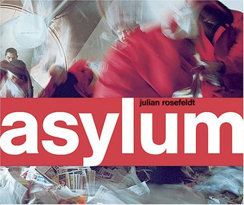 Julian Rosefeldt: Asylum: Mark Gisbourne; Tony
