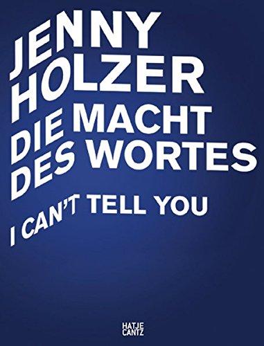 9783775715799: Jenny Holzer: Xenon For Duisburg