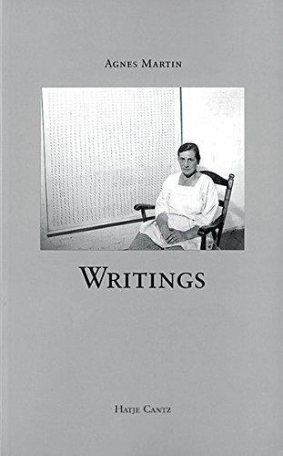 9783775716116: Agnes Martin: Writings - Schriften