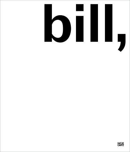 9783775716413: Max Bill /Allemand