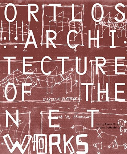 9783775716529: Ortlos: Architecture Of The Networks