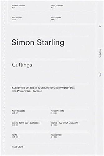 9783775716741: Simon Starling