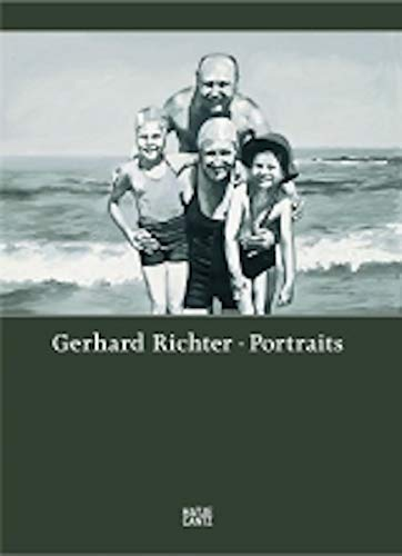 9783775717243: Gerhard Richter: Portraits (German ed)