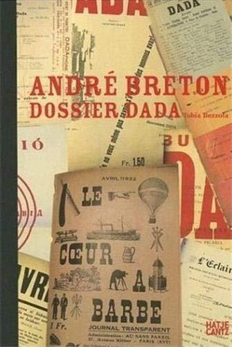 9783775717311: Andre Breton: Dossier Dada