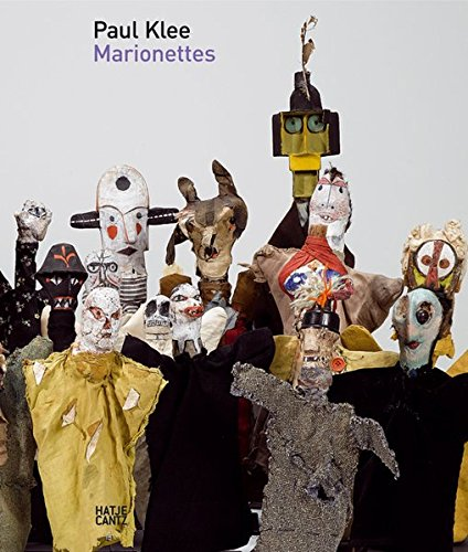 9783775717410: Paul Klee. Marionnettes