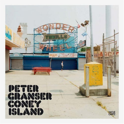 Peter Granser: Coney Island (Emanating) (English and: Vicki Goldberg