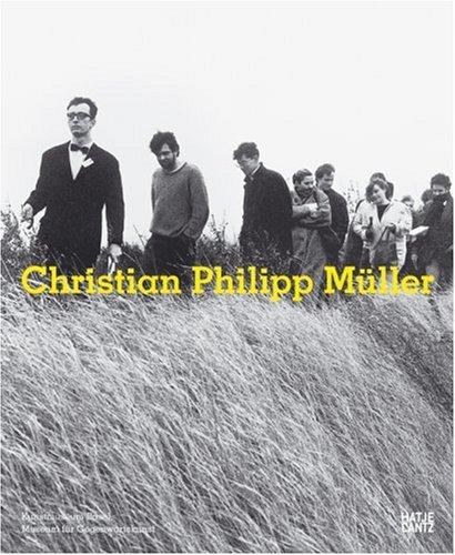 Christian Philipp Muller: Philipp Kaiser, Sabeth Buchmann, Miwon Kwon, Christian Muller