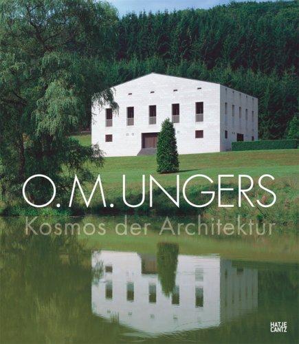 O.M. Ungers: Kosmos der Architektur: Cepl, Jasper; Elser,