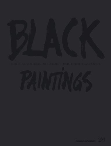 9783775718592: Black Paintings/ deutsche Ausgabe