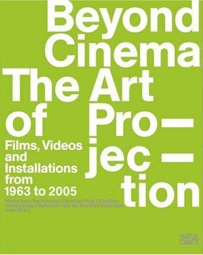 9783775718745: Beyond Cinema: The Art of Projection: