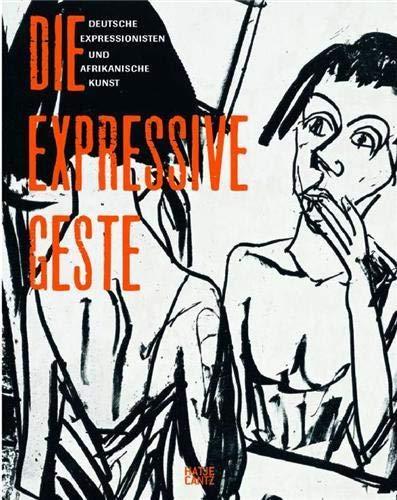 9783775719186: Die Expressive Geste /Allemand
