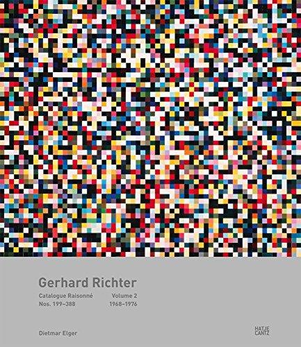 Gerhard Richter: Catalogue Raisonne, Volume 2: Nos. 199-388, 1968-1976: Gerhard Richter,