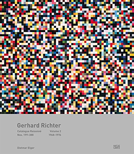 Gerhard Richter: Catalogue Raisonne