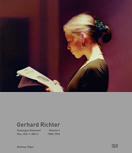 Gerhard Richter : Catalogue raisonné Volume 4. / Nos. 652-1 - 805-6 / 1988 - 1994. Herausgegeben ...