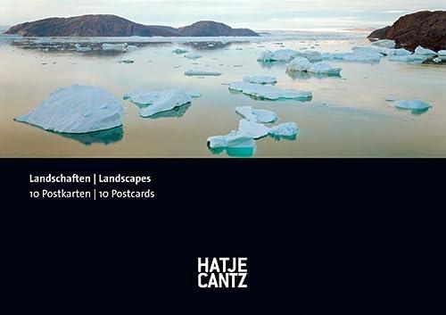 9783775720090: Landscapes Postcards