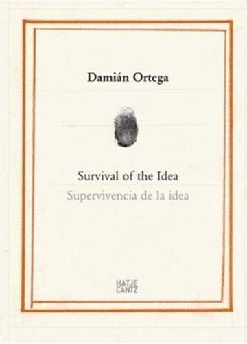 9783775720755: Damián Ortega: Survival of the Idea