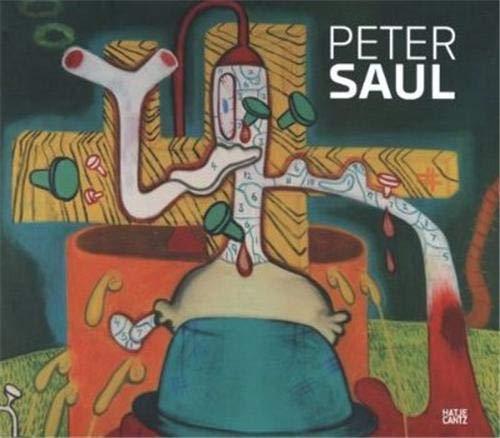 Peter Saul: Cameron, Dan - Curator