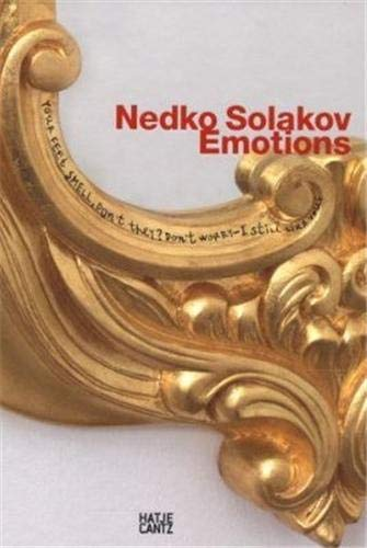 9783775722117: Nedko Solakov: Emotions