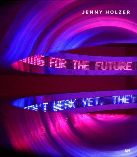 9783775723008: Jenny Holzer