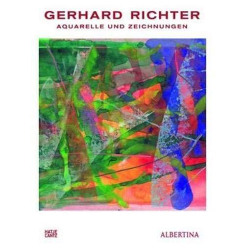 9783775723473: Gerhard Richter aquarelle und zeichnungen
