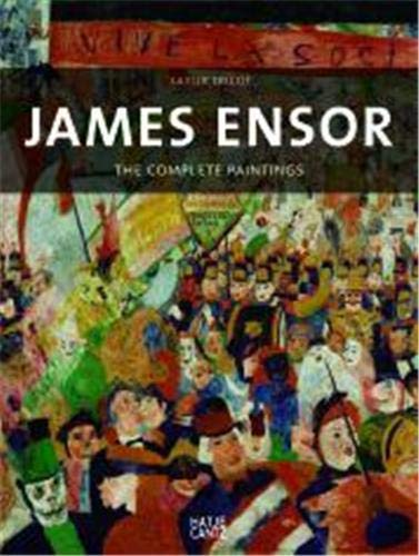 9783775724654: James Ensor: The Complete Paintings