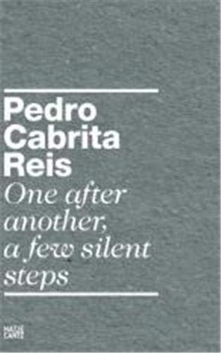 Pedro Cabrita Reis: One After Another, A Few Silent Steps: Dieter Schwarz