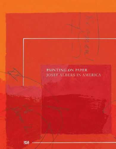 9783775725873: Josef Albers in America: Paintings on Paper
