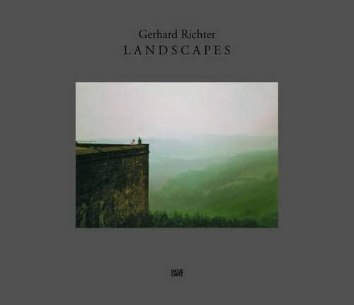 9783775726399: Gerhard Richter: Landscapes