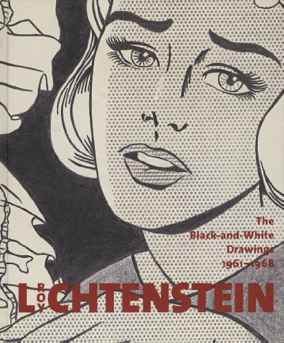 Roy Lichtenstein: The Black-and-White Drawings, 1961-1968 (3775726438) by Isabelle Dervaux; Graham Bader; Thomas Crow; Margaret Holben Ellis; Lindsey Tyne; Clare Bell