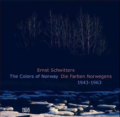 Die Farben Norwegens : 1943 - 1963 = The colors of Norway. Ernst Schwitters. Hrsg. Olav LÃ kke & Isabel Schulz für die Kurt-und-Ernst-Schwitters-Stiftung, Hannover. [Übers.: Michael Wolfson (dt.-engl.) ; Ursula Wulfekamp (engl.-dt.)] - Schwitters, Ernst (Verfasser), Olav (Mitwirkender) LÃ kke und Isabel (Mitwirkender) Schulz