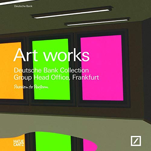 9783775727778: Art Works: Deutsche Bank Collection Frankfurt