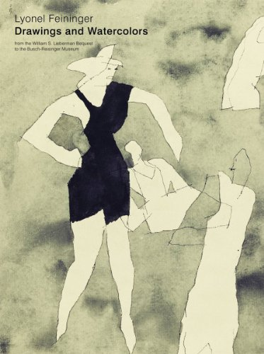 Lyonel Feininger - Drawings and Watercolors