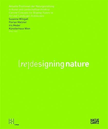 9783775727990: Re-Designing Nature