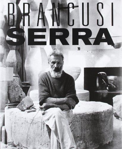 9783775728201: Constantin Brancusi und Richard Serra: Ruhend - in Raum und Zeit