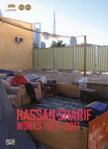 9783775728249: Hassan Sharif: Works 1973-2011